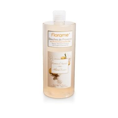 Gel de dus de Provence -Mandarina Ylang Ylang