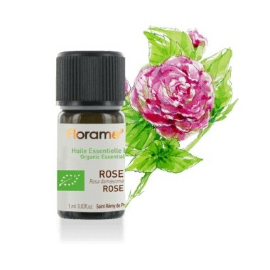 Damascus Rose Organic