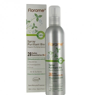 100% Organic Purifying Spray