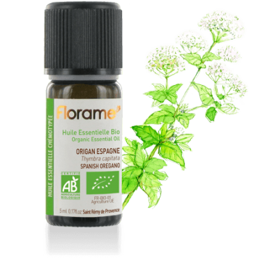 Spanish Oregano Organic
