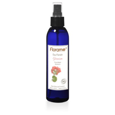 Floral Water Organic Geranium