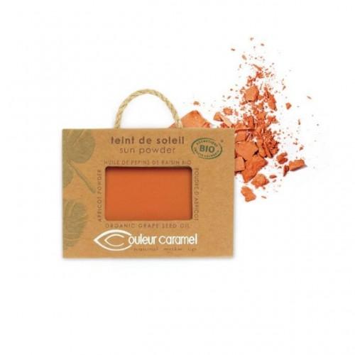 Teint de soleil 025 – Orange (sidefat)