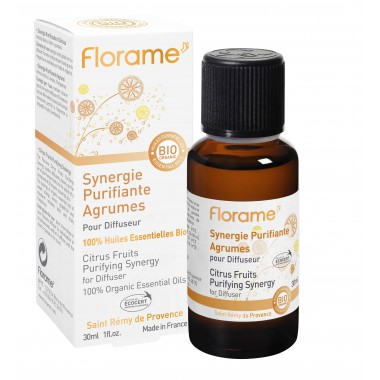 Sinergie purifianta Citrice BIO 30ml