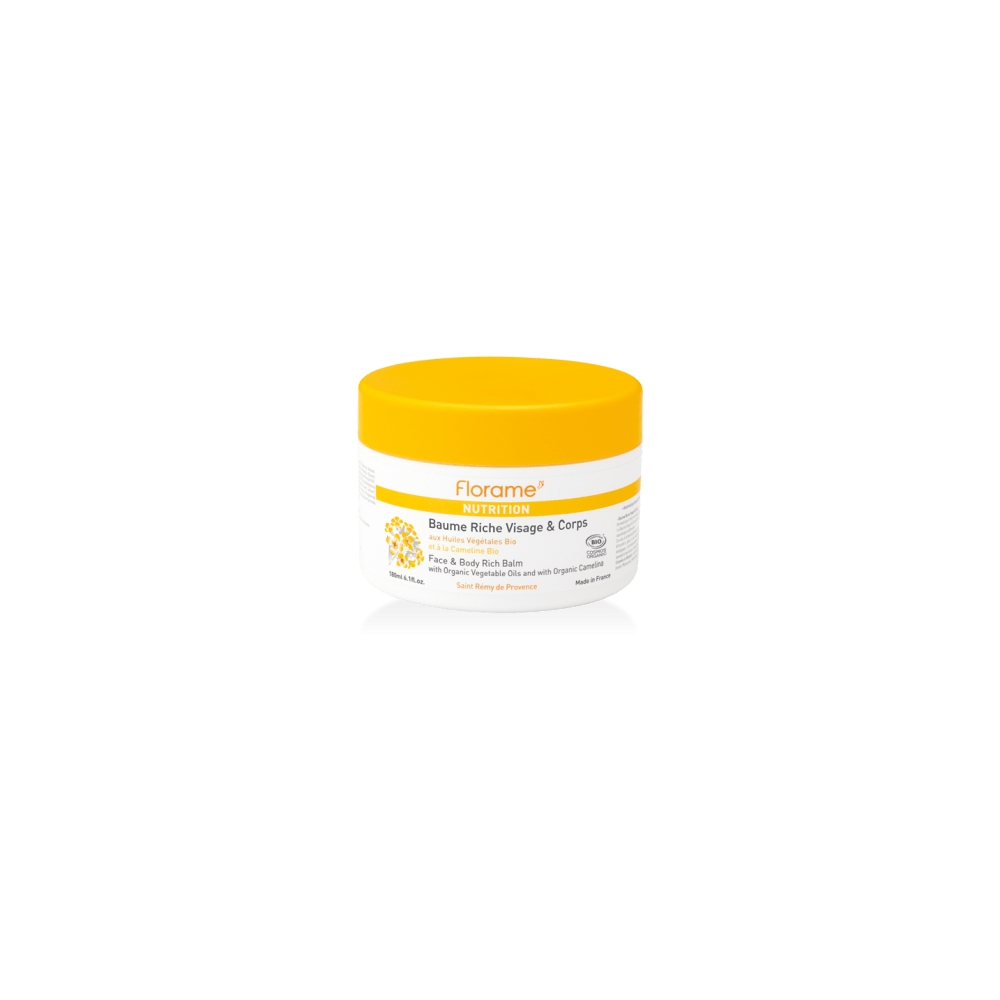 Face and body rich balm 180 ML