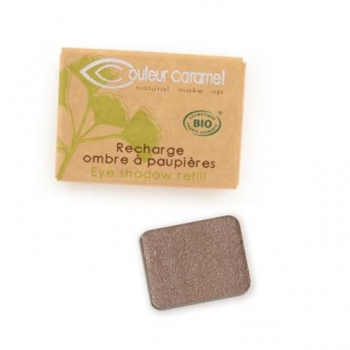 Mini fard pleoape 44 - Brun prune nacre