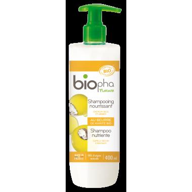 Nourishing shampoo BIO 400ml