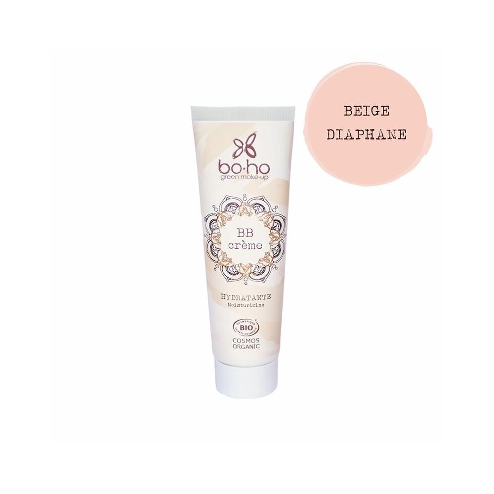 BB Cream BIO 01 Beige diaphane