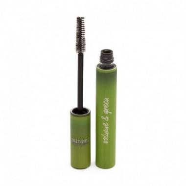 Mascara natural Volume & Green negru 01