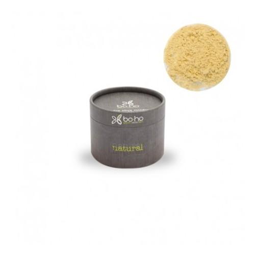 Pudra libera minerala translucida BIO Jaune 04