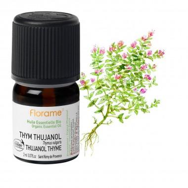 Organic Thujanol Thyme...