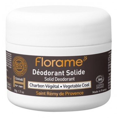 Deodorant solid barbati BIO 50g