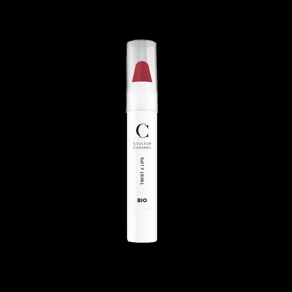 Twist & Lips 404 - Rose de rouge