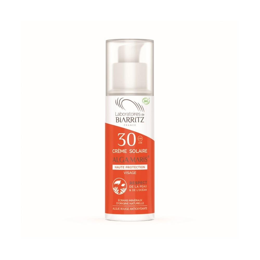 Crema solara fata SPF30 BIO - 1