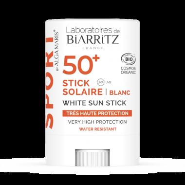 Stick solar fata SPF50+ Blanc sport BIO 12g - 1